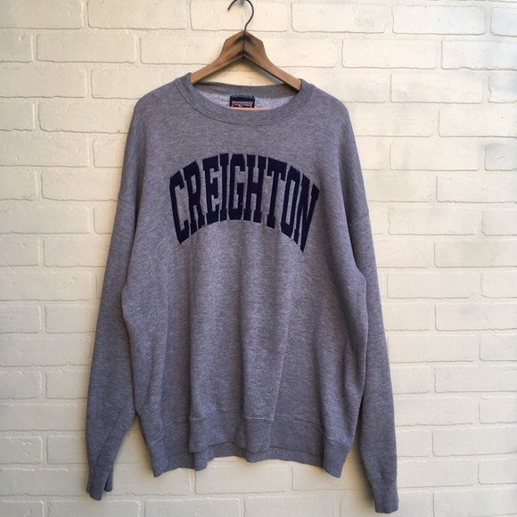 Vintage Other - Vintage Creighton University Sweatshirt